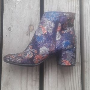 zigisoho floral boots